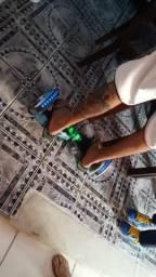 Skate elétrico semi novo (troco por celular)
