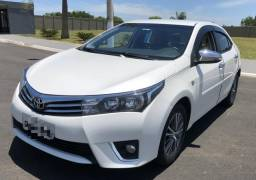 Toyota Corolla XEI 2016 abaixo da tabela financia - 2016