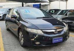 Honda civic lxl 2011 aut com gnv - 2011