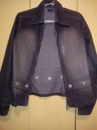 Jaqueta jeans Amplitide