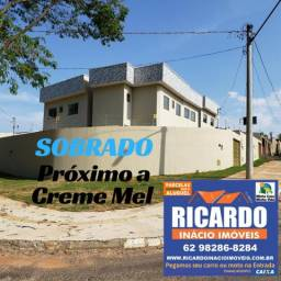 Sobrado 2 quartos próximo ao Petropolis, Capuava, Santos Dumont, Vera Cruz, Maysa