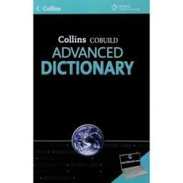 Collins Cobuild - Advanced Dictionary of British English - com código de acesso e CD