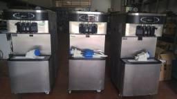 Máquina sorvete açaí