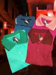 Kit 30 Camisas Masculina e Camisetas Masculina Atacado Revenda