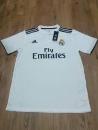 Camisa do Real Madrid Tradicional 2019 59eafc676431f
