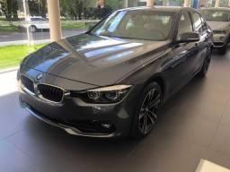BMW 320I 2018/2018 2.0 SPORT 16V TURBO ACTIVE FLEX 4P AUTOMÁTICO - 2018