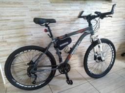 Bike Aro 26 Aluminium Aluminio Shimano