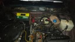 Gol CL ap 1.8 gasolina azul quadrado - 1989