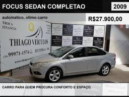 Ford focus sedan - 2009