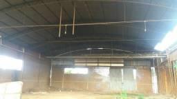 Barracão de Estrutura