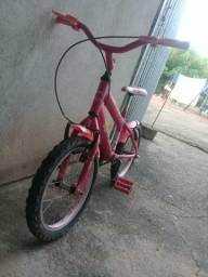 Vendo bicicleta infantil 100 R$
