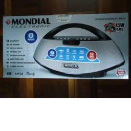 Rádio Portátil Mondial Speaker Bluetooth SK 01 15W - Bivolt