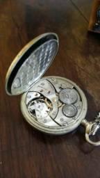 Relógio de bolso suíço