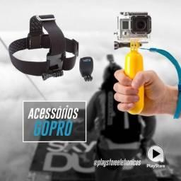 Bastão Flutuante GoPro e Cameras Sport