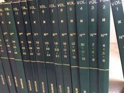 Revista Magnum Coleção Completa Do 1 Ao 10° Ano Encadernadas de Fácil Consulta