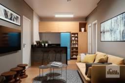 Apartamento à venda com 1 dormitórios em Ouro preto, Belo horizonte cod:267987