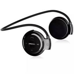 Fone Ouvido Bluetooth 4.1 Sem Fio C/ Microfone Bh-503
