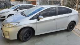Toyota Prius 2013 Consumo 20 km/litro