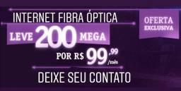 Internet fibra óptica