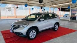 Honda Cr-V EXL 2.0 4WD Top Com Teto Solar Revisões Na Autorizada