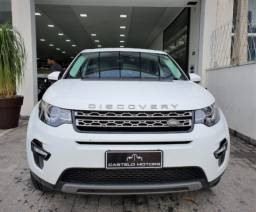 LAND ROVER DISCOVERY SPORT 2.0 16V TD4 TURBO DIESEL SE 4P AUTOMATICO. - 2016