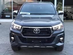 Toyota hilux 2.8 srx 4x4 cd 16v diesel 4p automático 2020 - 2020