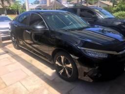 Honda Civic 1.5 Touring Turbo - 2017 - Impecável - 2017