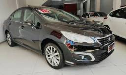 Peugeot 408 Griffe 1.6 Thp Automatico 2016