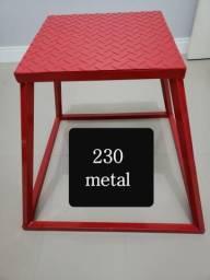Plyo Box, Step de metal, Funcional, Cross fit