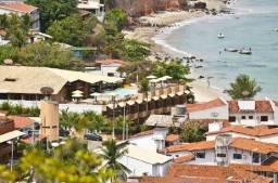 Flat In-Sonia - Apto com varanda vista mar no famoso Pipa's Bay
