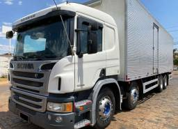 Scania p310 baú