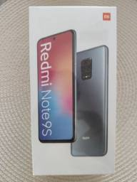 Realmente toop. Xiaomi Note 9S. Novo Lacrado garantia e entrega