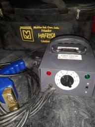 Maquina de frisar mafrisa
