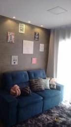 Apartamento com 2 dormitórios para alugar, 53 m² por R$ 2.299,99/mês - Parque Viana - Baru