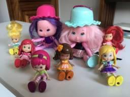 Bonecas da Turma da Moranguinho