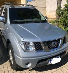 Nissan Frontier LE automática 4x4 diesel
