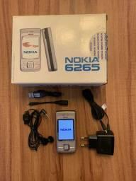 Celular Retrô Nokia 6265 para colecionador
