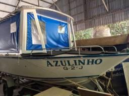Barco com carretinha