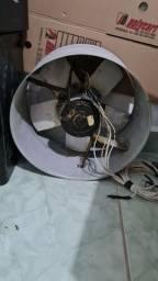 Exaustor circular