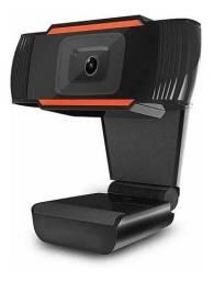WebCam HD 480P com microfone