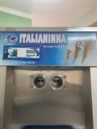 Máquina sorvete expresso italianinhha mono