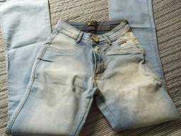 Calça jeans eruthy