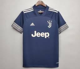 Camisa de futebol Juventus temporada 20/21
