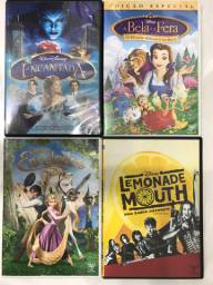 Filmes Disney 20 reais cada