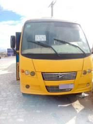 Micro ônibus disponível para aluguel