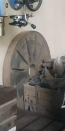 Placas lisas para torno mecânico camlock