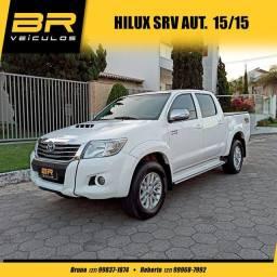 Hilux SRV Top 4x4 aut