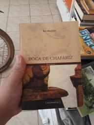 Livro: boca de chafariz