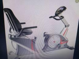 Bicicleta ergometrica horizontal sixxis