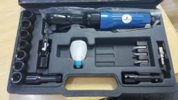 Catraca Pneum. 1/2 Kit Com 7 Soquetes - Bremen